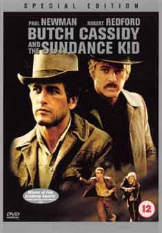 BUTCH CASSIDY/SUNDANCE KID (DVD) - George Roy Hill