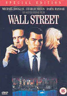 WALL STREET (DVD) - Oliver Stone