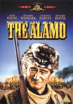 ALAMO (JOHN WAYNE) (DVD) - John Wayne