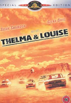 THELMA & LOUISE SPECIAL EDITION (DVD) - Ridley Scott