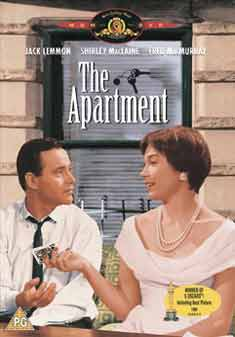 APARTMENT (DVD) - Billy Wilder