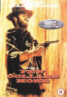 FOR A FEW DOLLARS MORE (ORIG) (DVD) - Sergio Leone