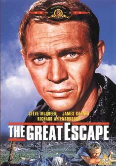 GREAT ESCAPE (DVD) - John Sturges