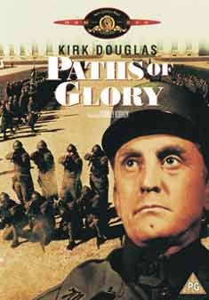 PATHS OF GLORY (DVD) - Stanley Kubrick