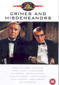 CRIMES & MISDEMEANOURS (DVD) - Woody Allen