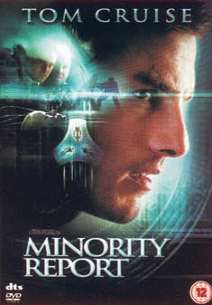 MINORITY REPORT (SINGLE DISC) (DVD) - Steven Spielberg