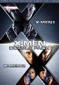 X-MEN 1 & 2 PACK (DVD)