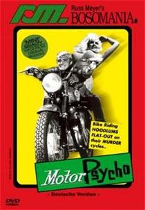 RUSS MEYER - MOTORPSYCHO (DVD) - Russ Meyer