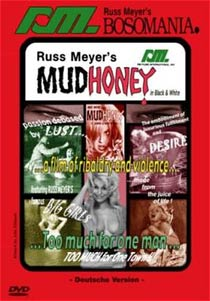RUSS MEYER - MUDHONEY (DVD) - Russ Meyer