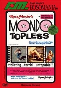 RUSS MEYER - MONDO TOPLESS (DVD) - Russ Meyer