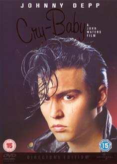 CRY BABY DIRECTOR'S CUT (DVD) - John Waters