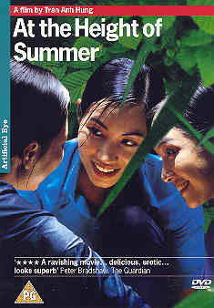 AT THE HEIGHT OF SUMMER (DVD) - Tran Anh Hung