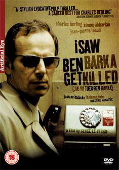I SAW BEN BARKA GET KILLED (DVD) - Serge Le Peron