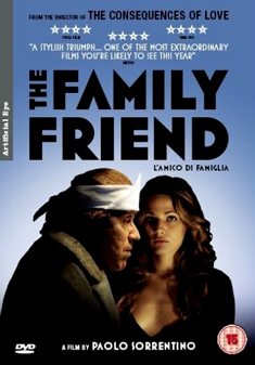 FAMILY FRIEND (DVD) - Paolo Sorrentino