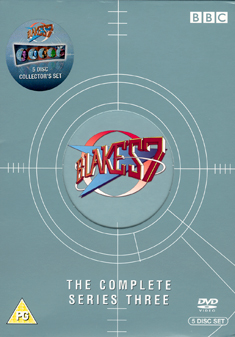 BLAKE'S 7 SERIES 3 COLLECTOR'S (DVD)