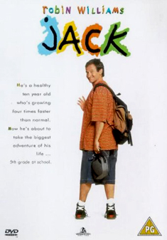 JACK (DVD) - Francis Ford Coppola