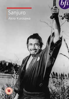 SANJURO (DVD) - Akira Kurosawa