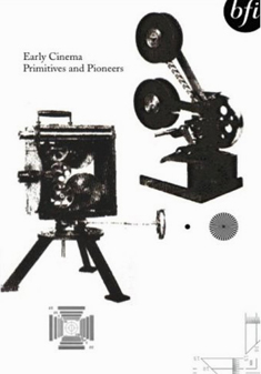 EARLY CINEMA PRIMITIVES/PIONEE (DVD)