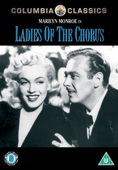 LADIES OF THE CHORUS (DVD) - Phil Karlson