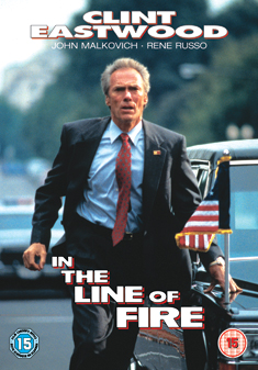 IN THE LINE OF FIRE (DVD) - Wolfgang Peterson
