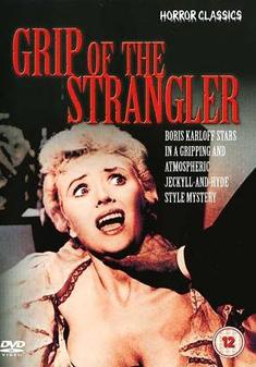GRIP OF THE STRANGLER (DVD) - Robert Day