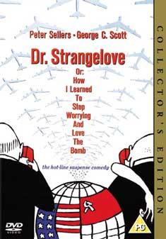 DR.STRANGELOVE COLLECTOR'S ED. (DVD) - Stanley Kubrick