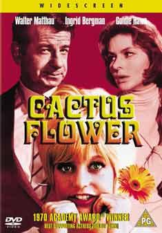 CACTUS FLOWER (DVD) - Gene Saks