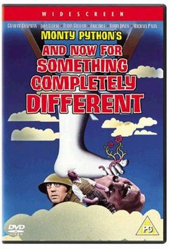 AND NOW FOR SOMETHING COMPLE.. (DVD) - Ian Macnaughton