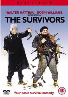 SURVIVORS (MATTHAU/WILLIAMS) (DVD)