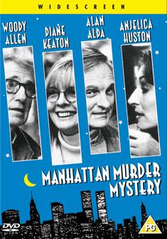 MANHATTAN MURDER MYSTERY (DVD) - Woody Allen