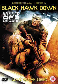 BLACK HAWK DOWN (ORIGINAL) (DVD) - Ridley Scott