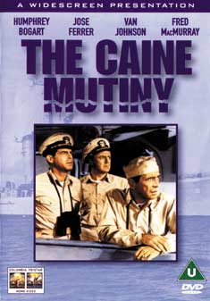 CAINE MUTINY (DVD) - Edward Dmytryk