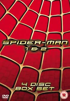 SPIDERMAN 1 & 2 BOX SET (DVD) - Sam Raimi