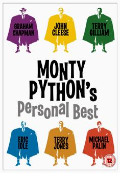 MONTY PYTHON PERSONAL BEST SET (DVD)