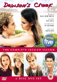 DAWSONS CREEK-SEASON 2 (DVD)