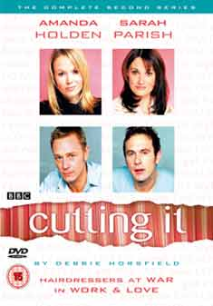 CUTTING IT-COMPLETE SERIES 2 (DVD)