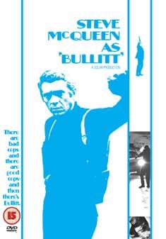BULLITT (DVD) - Peter Yates