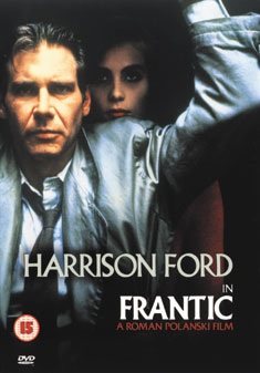 FRANTIC (DVD) - Roman Polanski