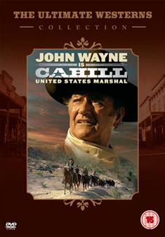 CAHILL US MARSHALL (DVD)