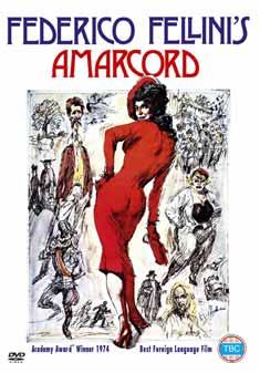 AMARCORD (DVD) - Federico Fellini