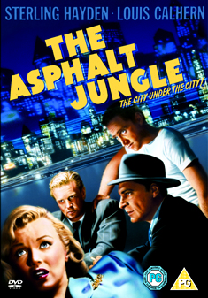 ASPHALT JUNGLE (DVD) - John Huston