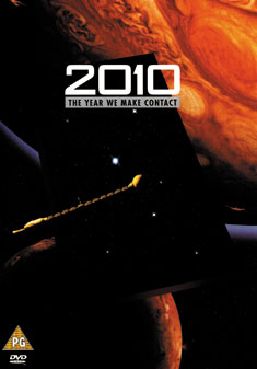 2010:YEAR WE MAKE CONTACT (DVD) - Peter Hyams