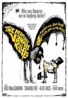 FEARLESS VAMPIRE KILLERS (DVD) - Roman Polanski