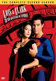 LOIS & CLARK-SEASON 2 (DVD)