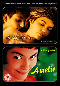 VERY LONG ENGAGEMENT/AMELIE   (DVD) - Jean-Pierre Jeunet