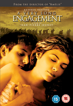 VERY LONG ENGAGEMENT (DVD) - Jean-Pierre Jeunet