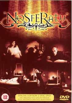 NOSFERATU                     (DVD) - Friedrich Wilhelm Murnau