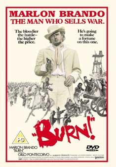 BURN - THE (MARLON BRANDO) (DVD) - Gillo Pontecorvo