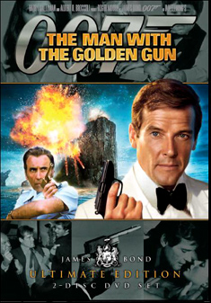 MAN WITH THE GOLDEN GUN ULTIMATE ED (DVD) - Guy Hamilton