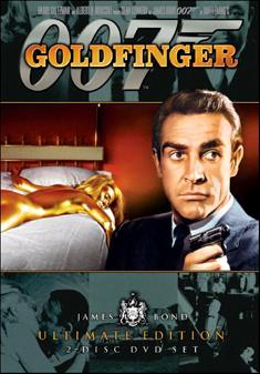 GOLDFINGER ULTIMATE EDITION (DVD) - Guy Hamilton